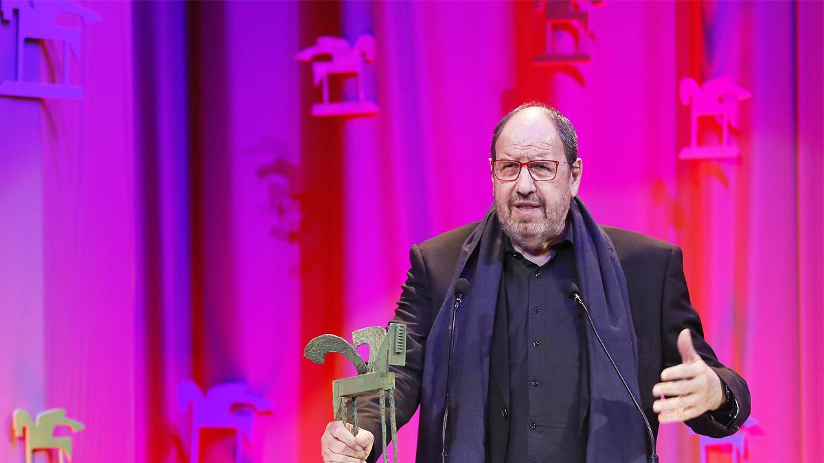 Josep Maria Pou galardonado en los Premios Ondas 2017. (Foto: EFE)
