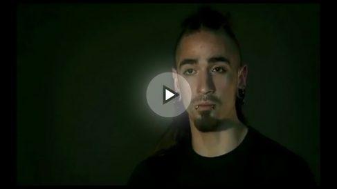 El asesino Rodrigo Lanza, en el documental 'Ciutat morta' financiado por el Ayuntamiento de Barcelona.