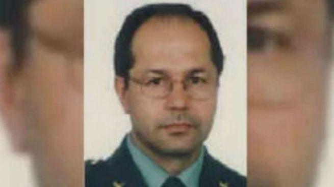El teniente Pablo García Oliva, fallecido en Haití
