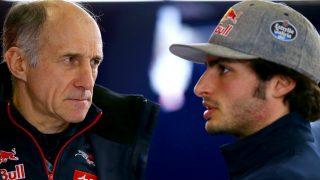 Franz Tost ha reconocido que la marcha de Carlos Sainz fue parte del acuerdo alcanzado con Renault para romper el contrato que unía a los galos con Toro Rosso en 2018. (Getty)