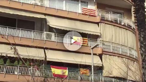 Banderas españa Jordi Pujol