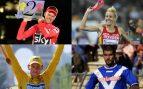 De campeones a tramposos: los deportistas que cayeron por dopaje