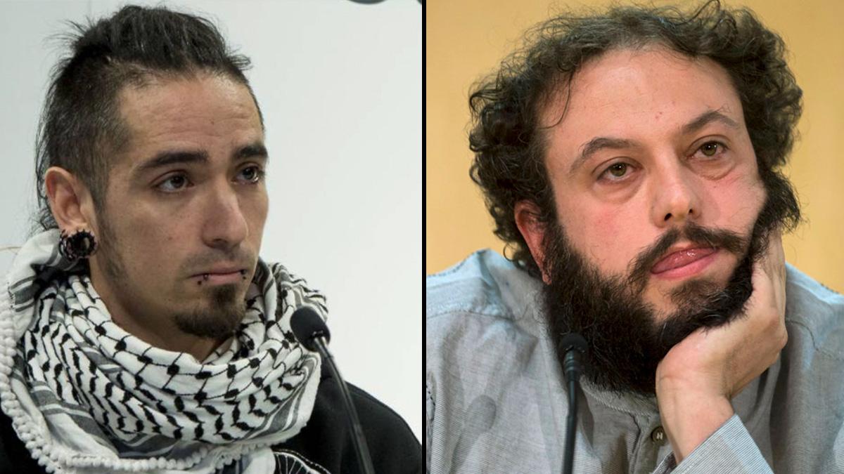 Rodrigo Lanza y Guillermo Zapata.