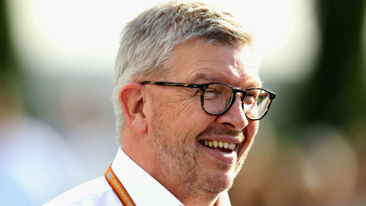Ross Brawn se toma en serio las amenazas de Ferrari de abandonar la Fórmula 1, pero avisa de que Liberty Media no cederá ante todas las presiones. (Getty)