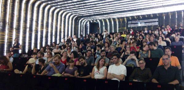 El edil de Carmena que se mofó del Holocausto presentó en Madrid el documental sobre el asesino Lanza