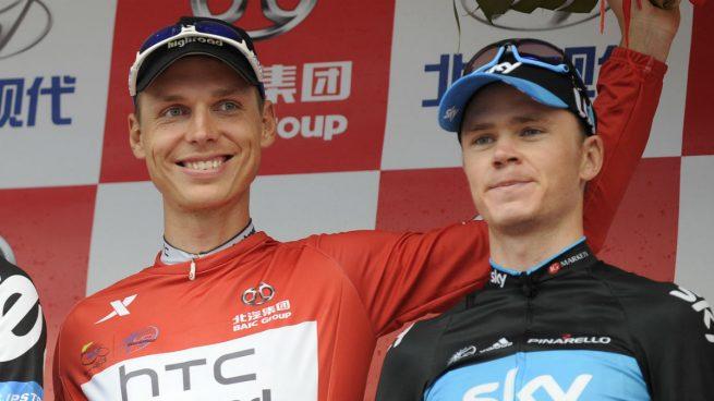 """Tony Martin explota contra la UCI tras el positivo de Froome: """"Es un escándalo"""""""