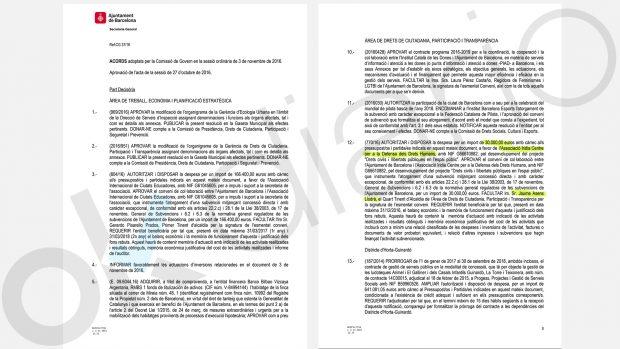 """Colau y Asens contratan de asesora en """"derechos humanos"""" a la asociación de la madre del asesino Lanza"""