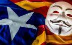 Hackers independentistas en las redes (Foto:Twitter)