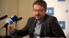 El candidato de los Comunes, Xavier Domènech. (Foto: TW)