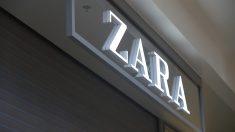 Una de las tiendas de Zara en el mundo. (Foto, Getty)