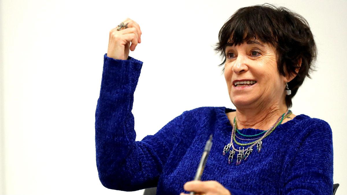 La escritora y periodista Rosa Montero (Foto: Efe).