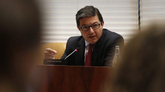 Pedro Calvo, expresidente del Canal de Isabel II (Foto: Efe).