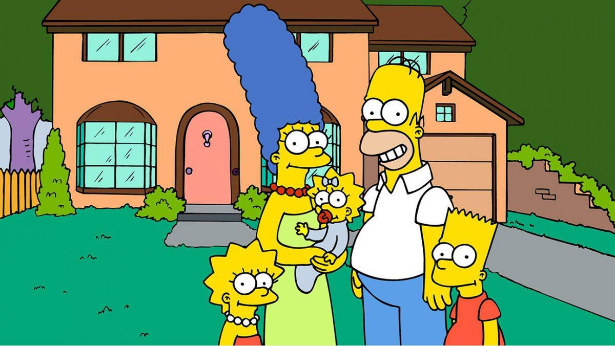La serie de televisión Los Simpsons cumple 28 años desde su estreno en 1989.