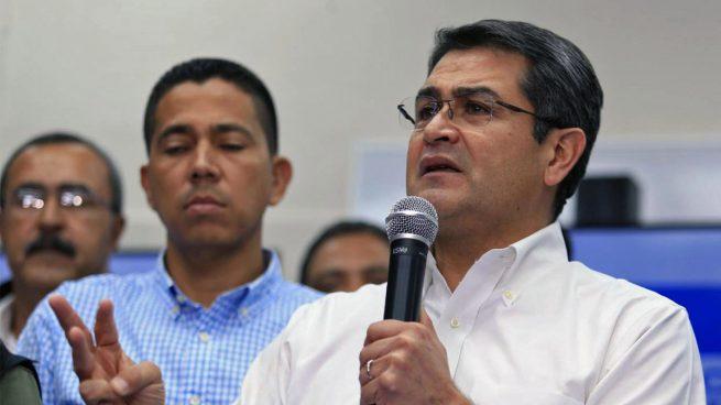 Detienen en EU al hermano del presidente hondureño por narcotráfico