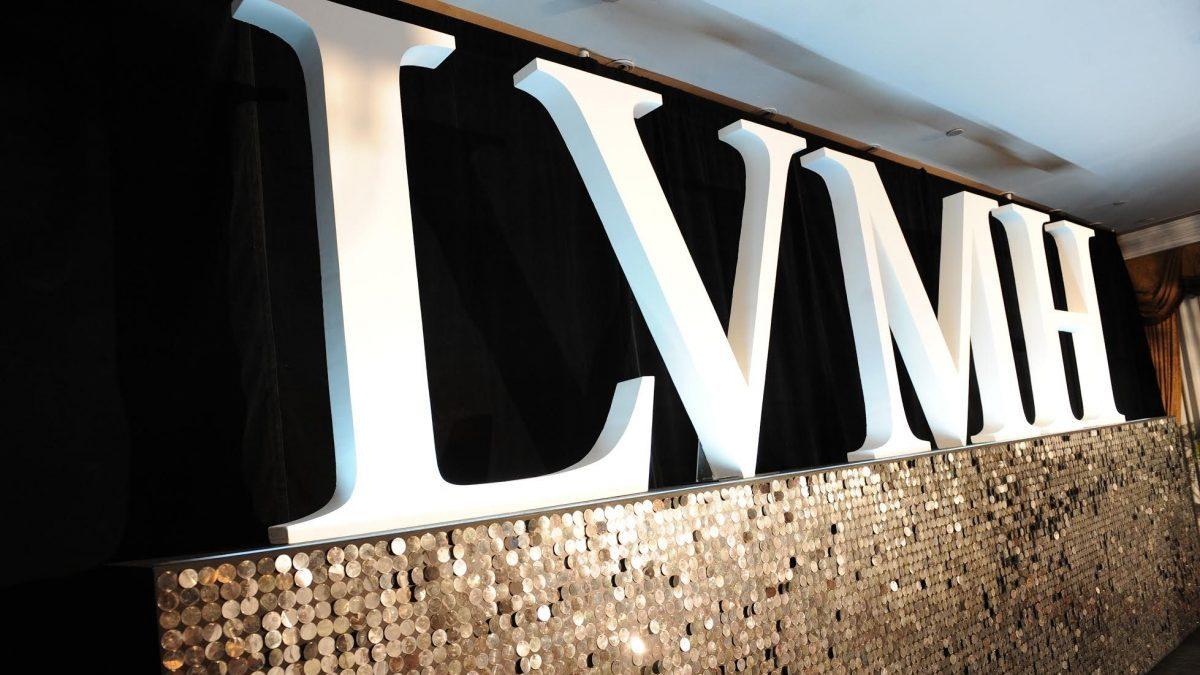 Logo de LVMH.