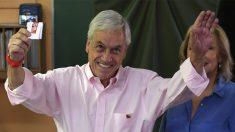 Sebastián Piñera (Foto: AFP)