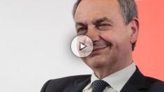 El ex presidente José Luis Rodríguez Zapatero.