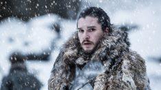 Kit Harington como Jon Snow en 'Juego de Tronos'.