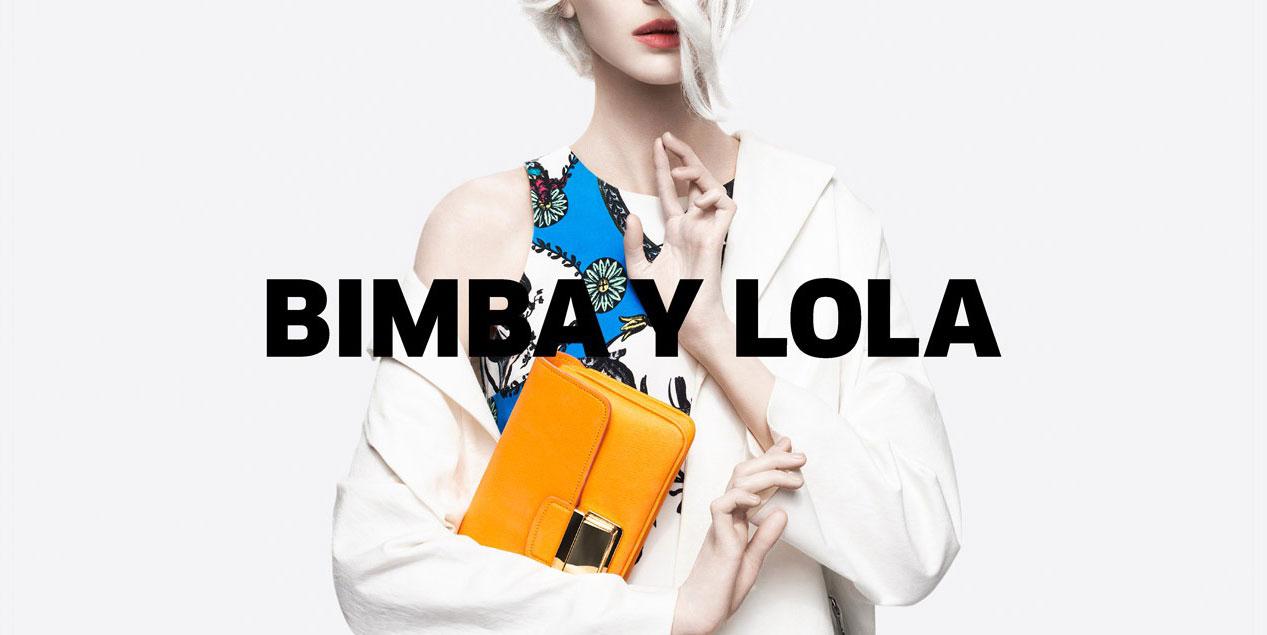 Campaña publicitaria de Bimba y Lola (Foto. Bimba y Lola)