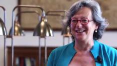 Stefania Bariatti, nueva presidenta de Monte dei Paschi (Foto. Youtube)