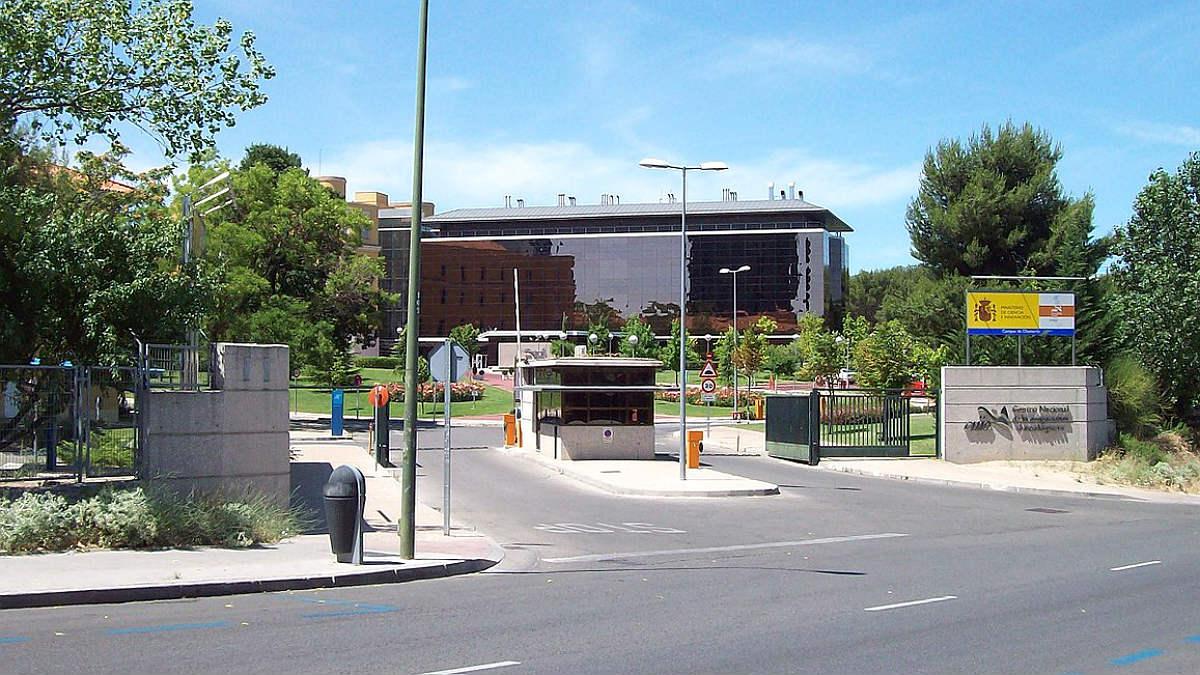 Sede del Centro Nacional de Investigaciones Oncológicas (CNIO), en Madrid.