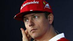 Kimi Raikkonen asegura que su permanencia en la Fórmula 1 se debe a un hambre de ganar intacto y a su innato amor por las carreras. (Getty)