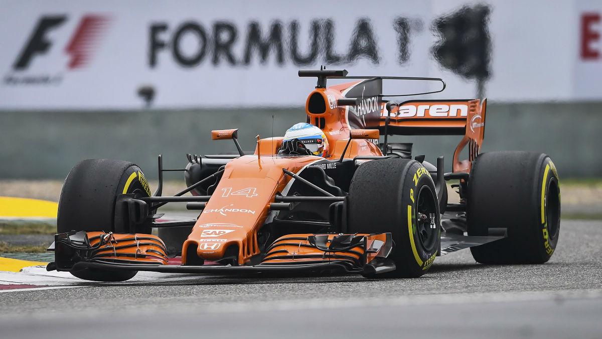 Zak Brown no descarta una nueva asociación con Honda por parte de McLaren si los japoneses logran hacer un motor a la altura. (Getty)