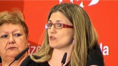 La ex concejal de IU en Madrid Raquel López.