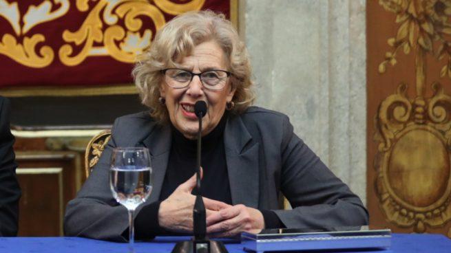 Carmena engorda con 183.651 € a dedo a un colectivo impulsado por un exalcalde de Podemos
