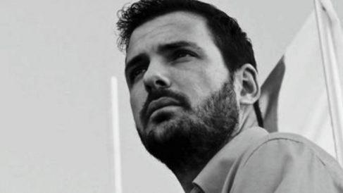 Eduardo Garzón, en su cuenta en Twitter.