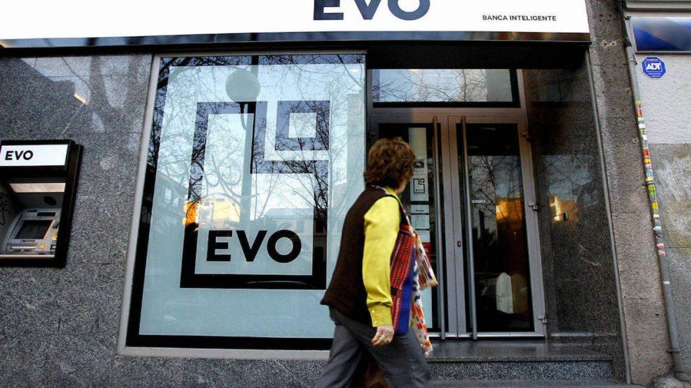Oficina de Evo Banco. (Foto: EFE)