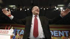 Miquel Iceta, candidato del PSC a la presidencia de la Generalitat en las elecciones del 21D. Foto: EFE