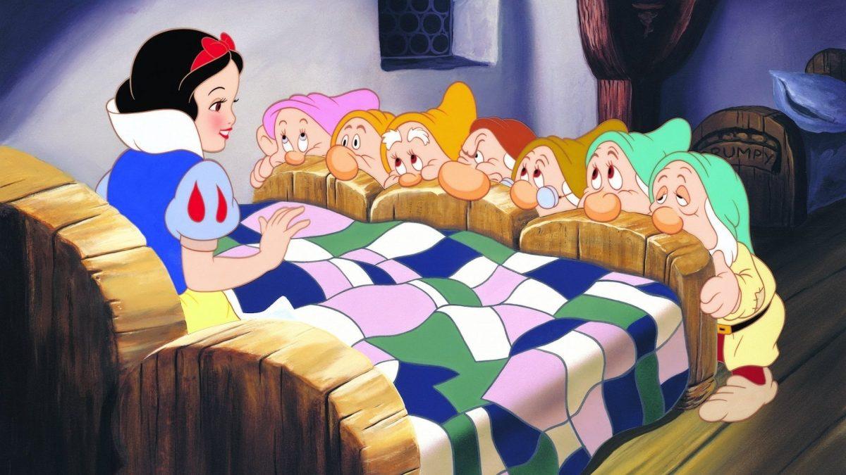 'Blancanieves y los siete enanitos'