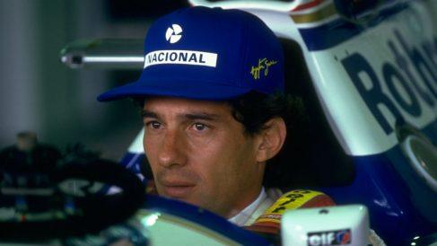 Adrian Newey aún recuerda, 23 años después de su muerte, la arrolladora personalidad con la que Ayrton Senna contagiaba a quienes trabajaban con él. (Getty)