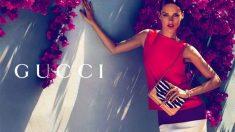 Anuncio de Gucci. (Foto. Gucci)