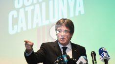 Puigdemont se salta la jornada de reflexión enviando un audio para pedir el voto