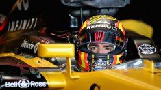 Carlos Sainz es consciente de que el año que viene le espera un reto de altura compartiendo equipo con Nico Hulkenberg. (Getty)