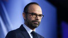 El primer ministro francés, Edouard Philippe (Foto: AFP).