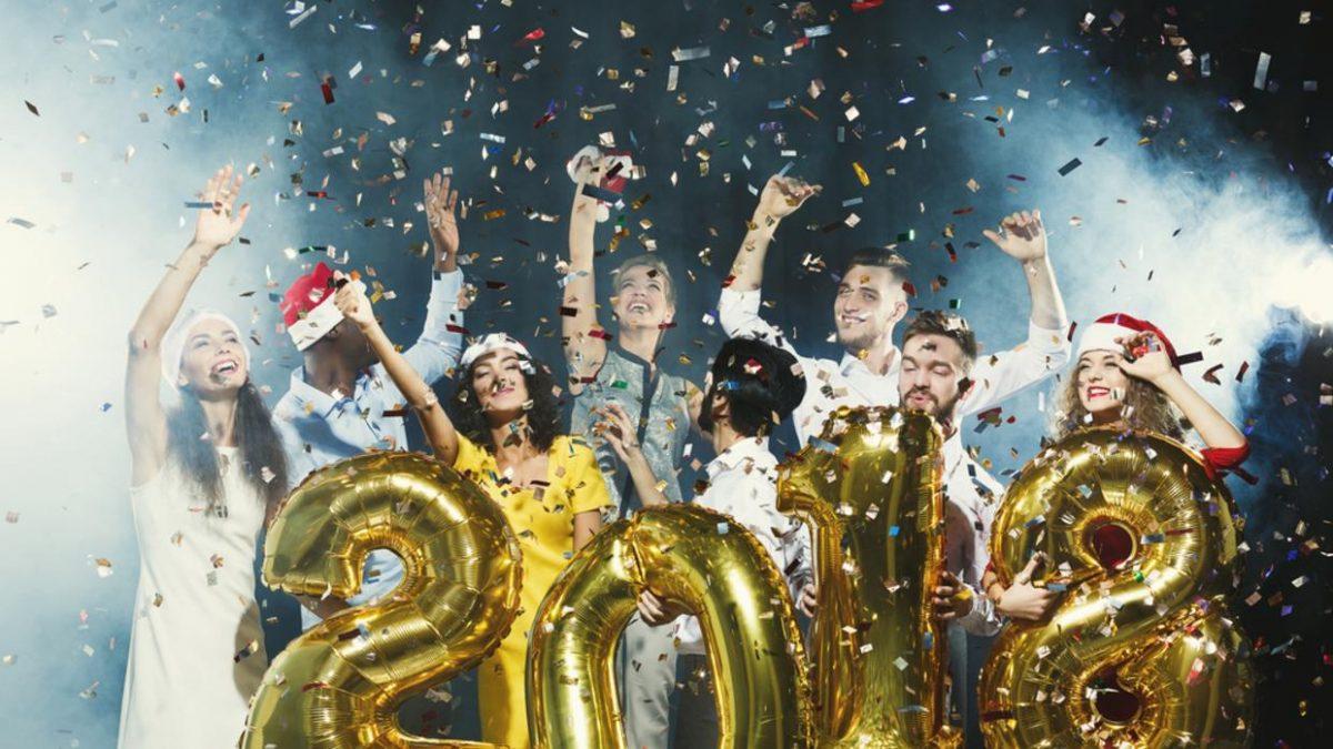 Feliz Año Nuevo 2018: Felicitaciones Originales Y Graciosas