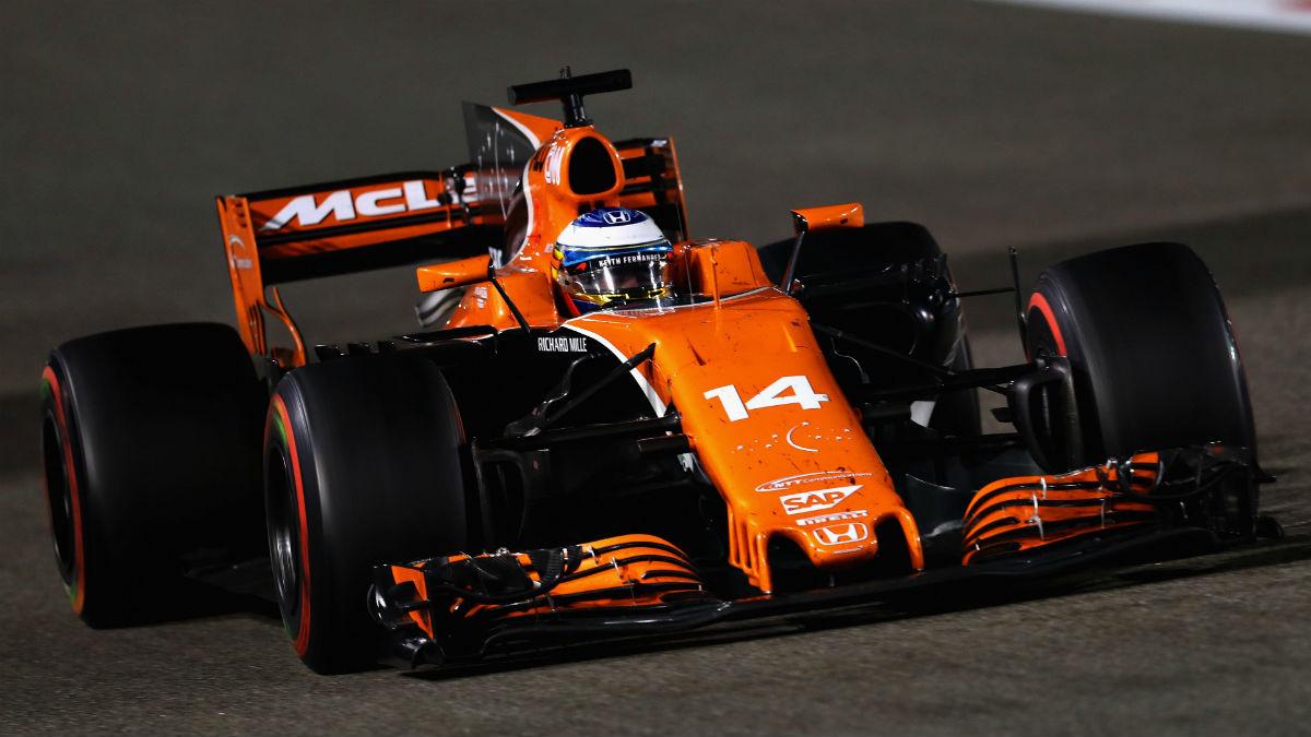 El cambio de motor de McLaren para 2018 estaba decidido desde mucho antes de que fuese anunciado, tal y coo reconoce Zak Brown. (Getty)