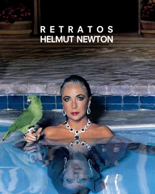 'Retratos', de Helmut Newton.