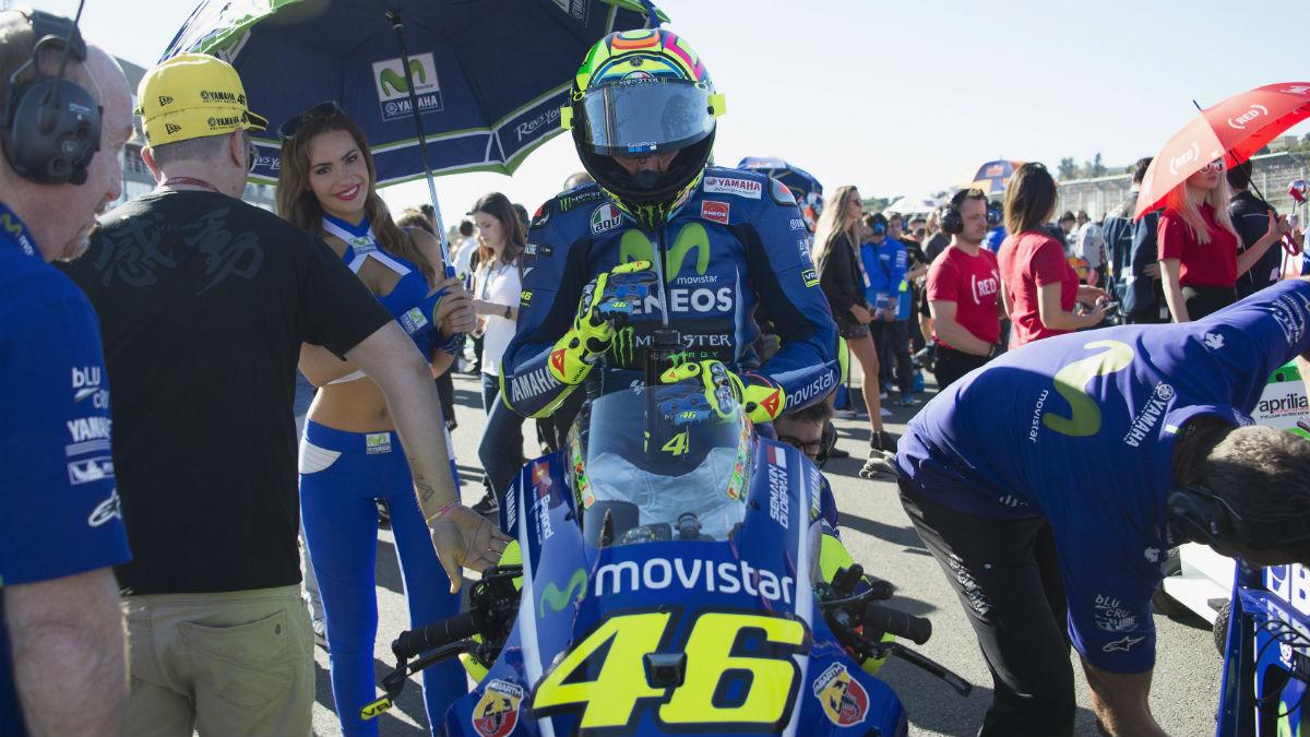 Valentino Rossi es, de lejos, el personaje público italiano con más seguidores en redes sociales. (Getty)