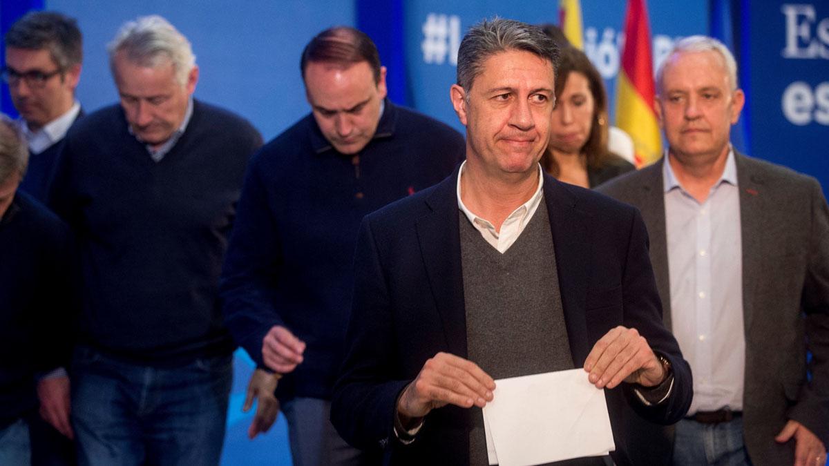 Xavier García Albiol. (Foto: EFE)