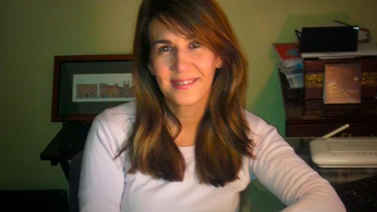 Alicia Huerta, autora de 'Mejor no saberlo'.