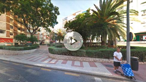 Calles del barrio de Trinidad, en Málaga, de donde era natural Chiquito de la Calzada.