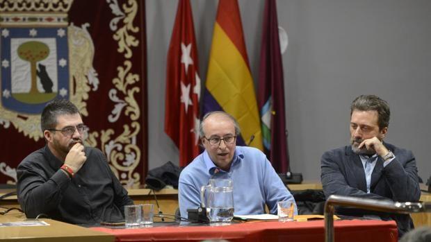 El macarra Sánchez Mato al PP: «A lo mejor tomo medidas pero no digo de qué tipo, que soy de Aluche»