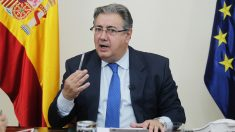 Juan Ignacio Zoido, ministro del Interior. (Foto: Francisco Toledo) | Disolución ETA