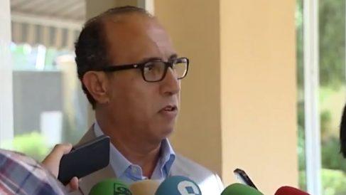 Abdelmalik El Barkani, delegado del Gobierno en Melilla.
