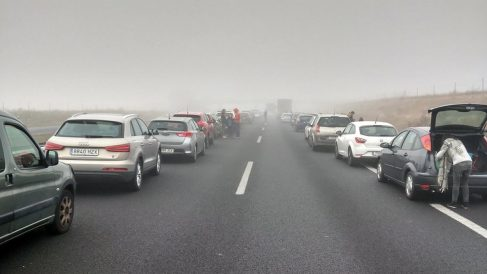 Accidente de tráfico (Foto: FelixMess)