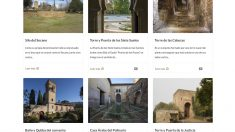 Web de 'La Alhambra oculta'.
